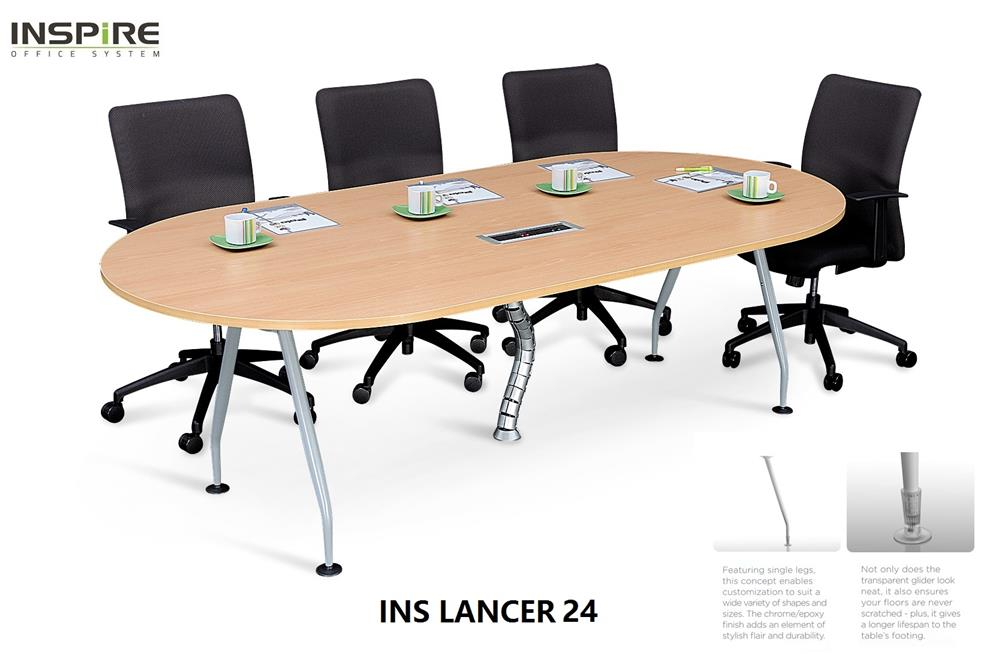 Inspire INS LANCER 24 Conference / Meeting Table