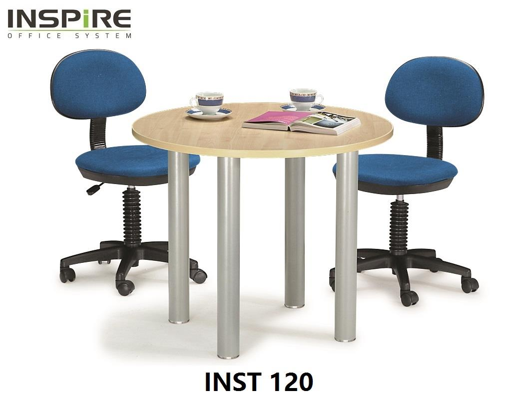 Inspire INST 120 Round / Discussion / Meeting Table