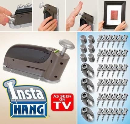 Instant Hanging Tools with Hanger Hook