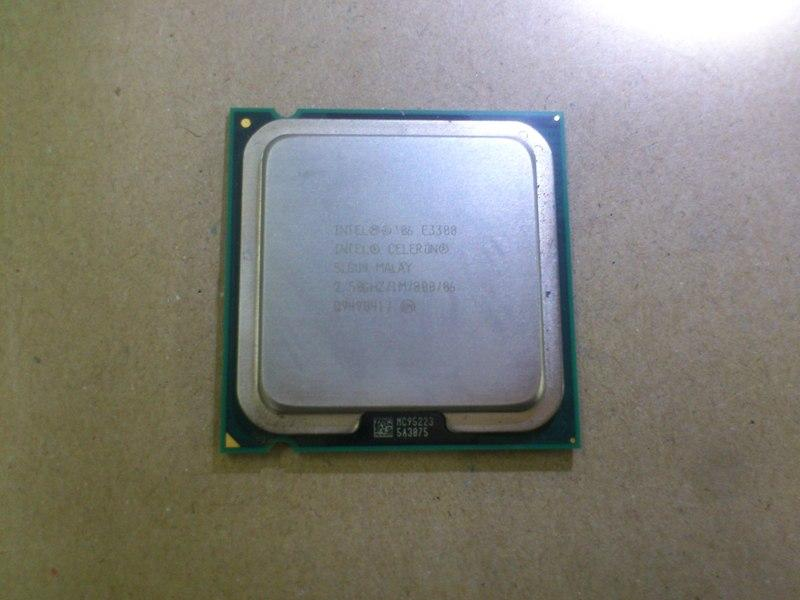 Intel Celeron E3300 Dual Core 775 Processor 180512