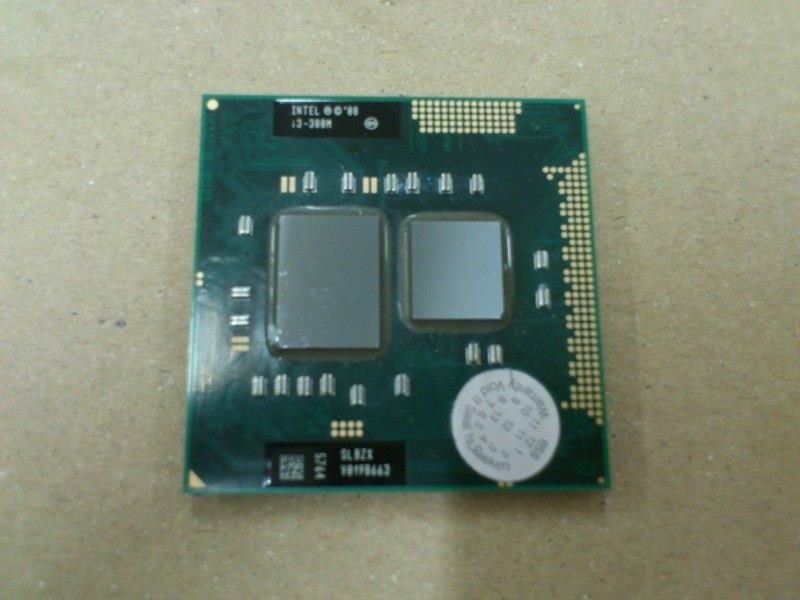 Intel Core i3-380M Notebook Processor  3M Cache 2.53 GHz 110116