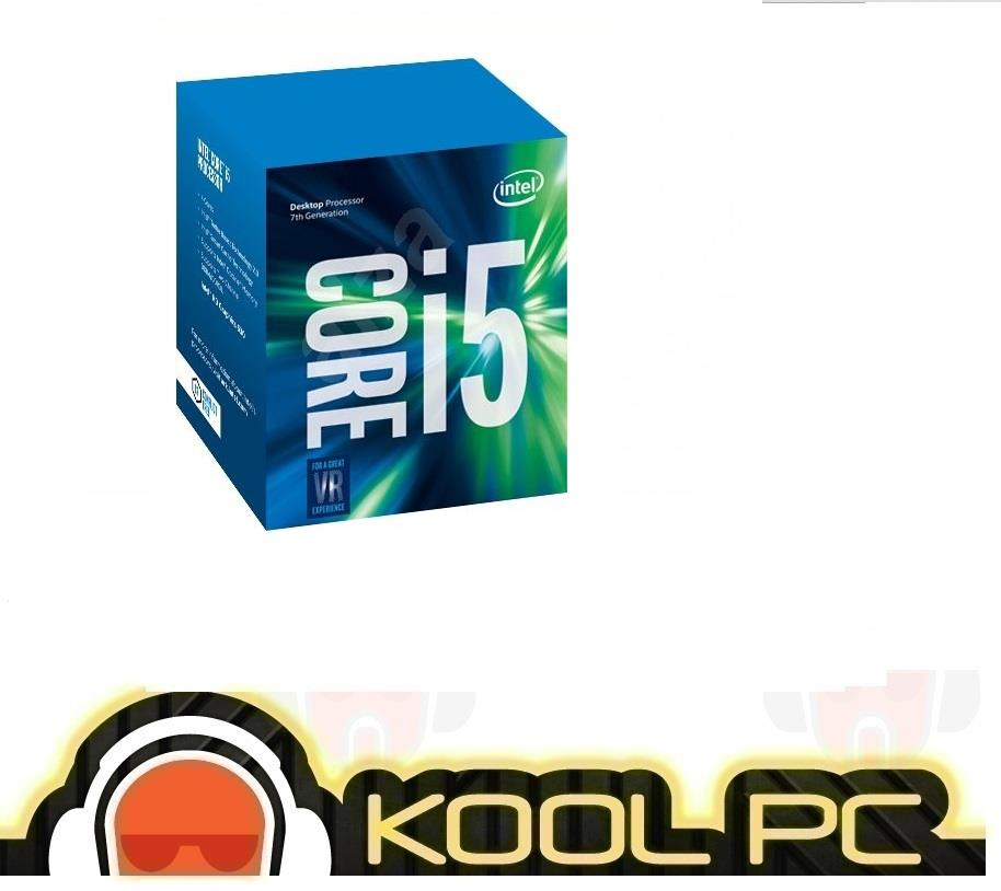 Intel Core™ i5-7600 Processor  (6M Cache, up to 4.10 GHz)