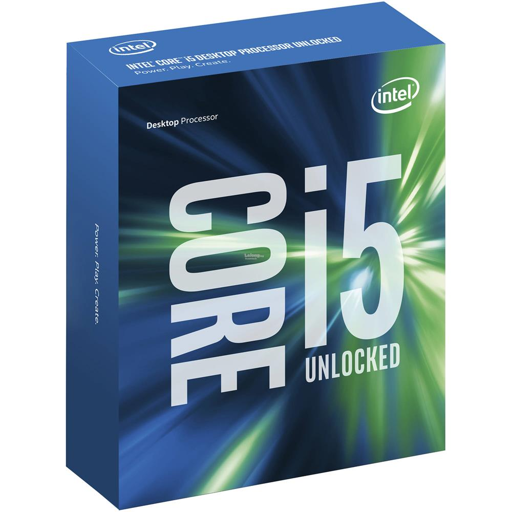 Intel Core i5-7600K Processor  (6M Cache, up to 4.20 GHz)