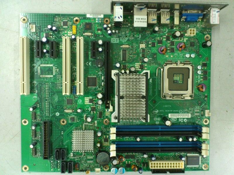 Intel DG33FB Intel Socket LGA775 Mainboard 150214