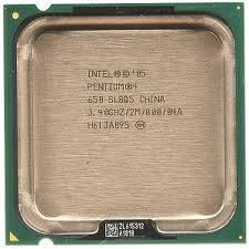 Intel® Pentium 4 650 651 3.4GHz 2MB Socket 775 LGA775 processor