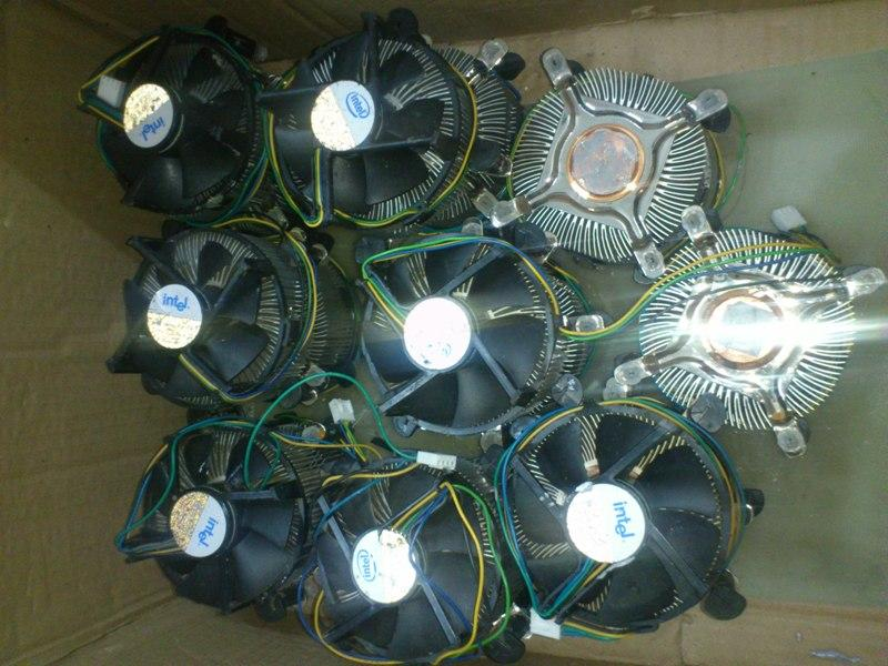 Intel Socket 775 CPU Heatsink Fan 100312