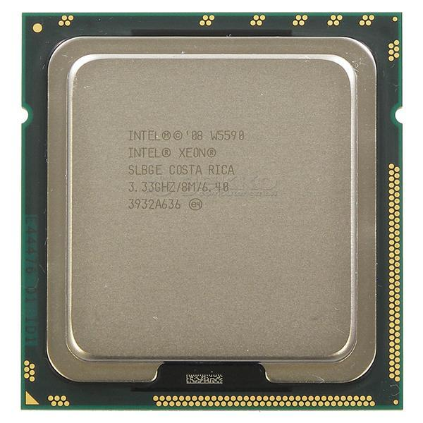 Intel Xeon Processor W5590 ,4c, 8M , 3.33 GHz, 6.40 GT/s HP ML370 G6