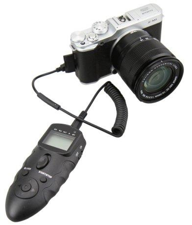 Intervalometer Timer Remote Control for Canon 450D 500D 1200D 1100D