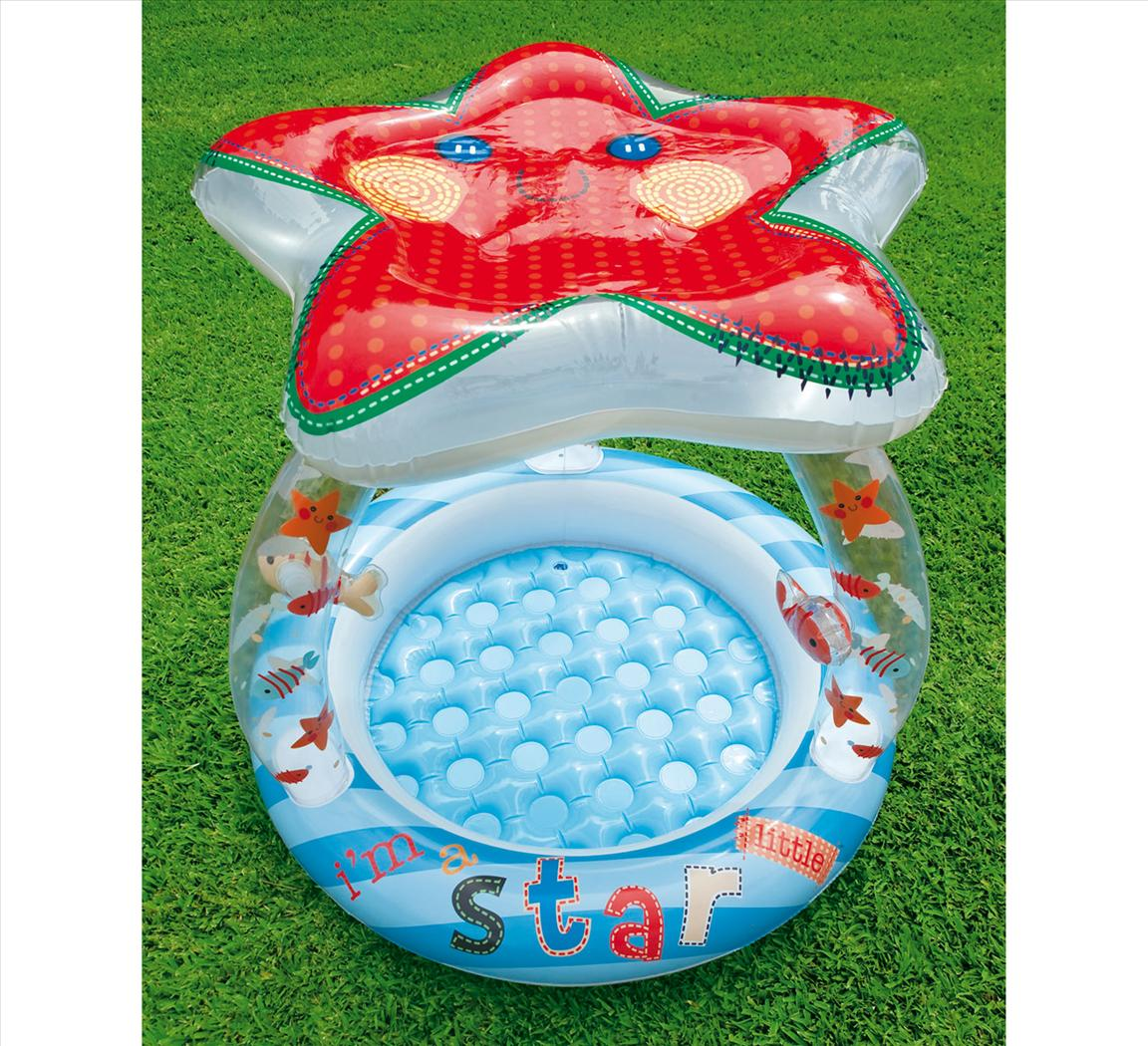 Baby Toddler Inflatable Swimming Paddling Pool Sea Turtle
