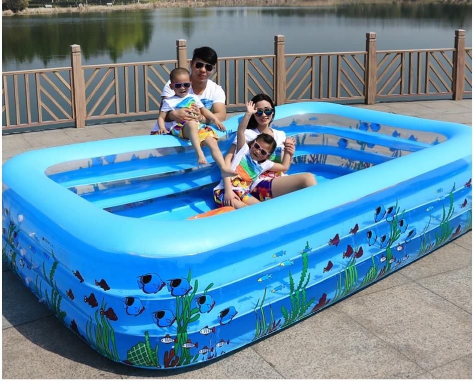 Intime inflatable family swimming po end 1 12 2019 7 08 pm for Inflatable family swimming pool