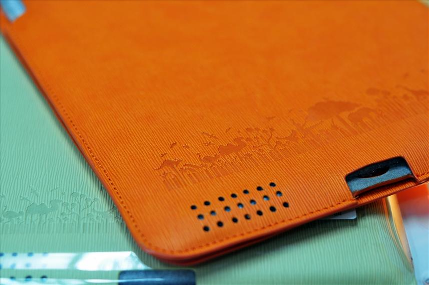 IPAD 2 OR 3 100% ORIGINAL DISCOVERY BUY LEATHER CASE