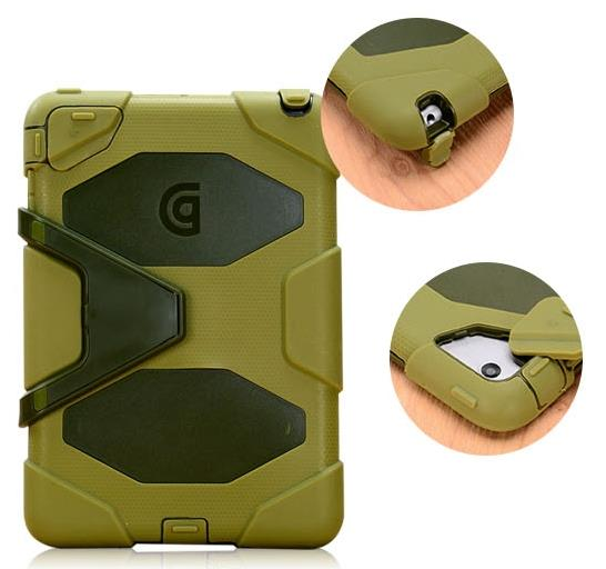 iPad 2/3/4 Armor Protection Drop Proof Resistance Casing Case Cover
