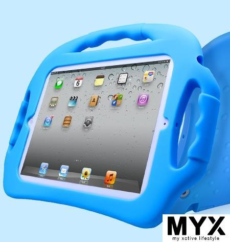 ipad 2/3/4 Silicone Drop Resistance Children Kid Casing Case Cover