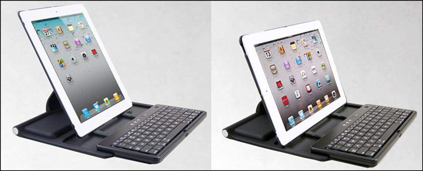 iPad 2 iPad2 360� Rotate Case   -    BLUETOOTH KEYBOARD