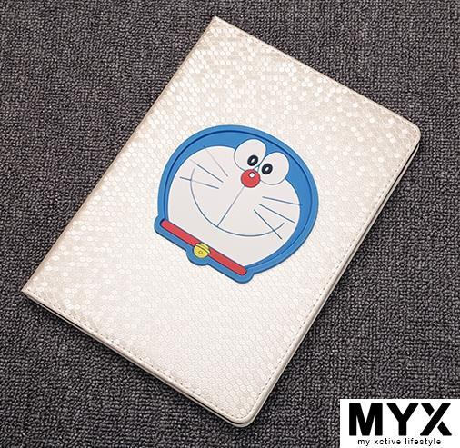 iPad Air 1/2 & Mini 1/2/3/4 Cute Doraemon Casing Case Cover