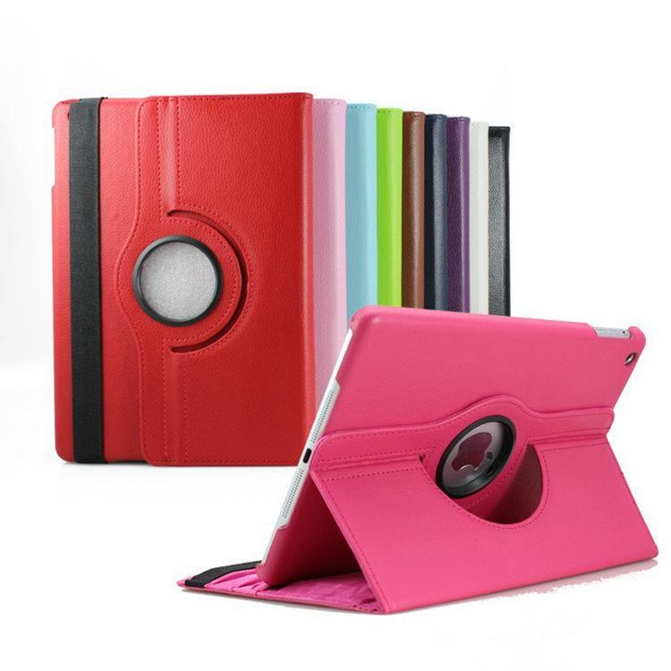 Ipad Air 360 Rotate PU Leather Case 15305