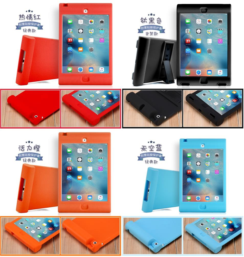 iPad Air Kids Children Shockproof Hard Armor Case Cover Casing