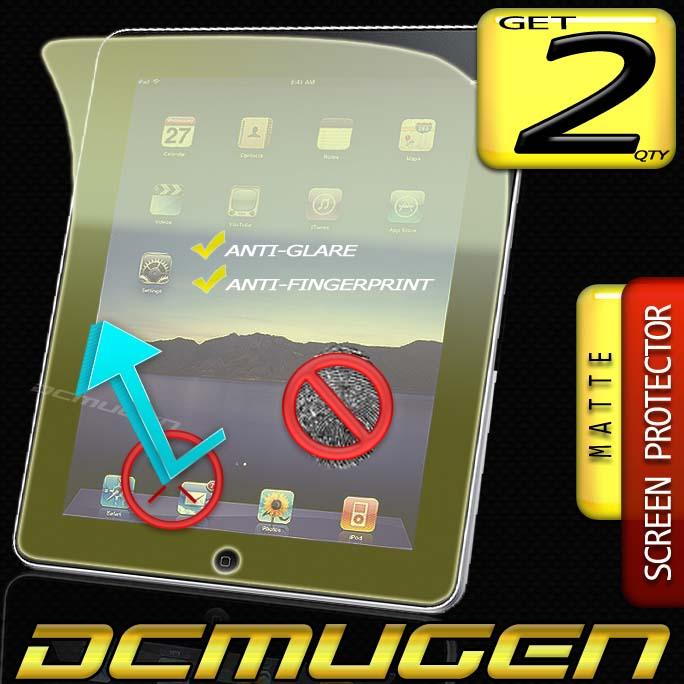 iPad Matte Screen Protector (2pcs)