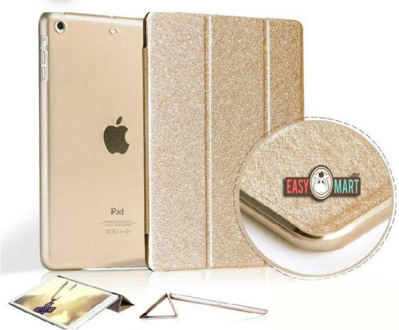 IPad Mini 1 2 IPad 2 3 4 5 6 Air 2 Smart Cover GOLD Standable Case