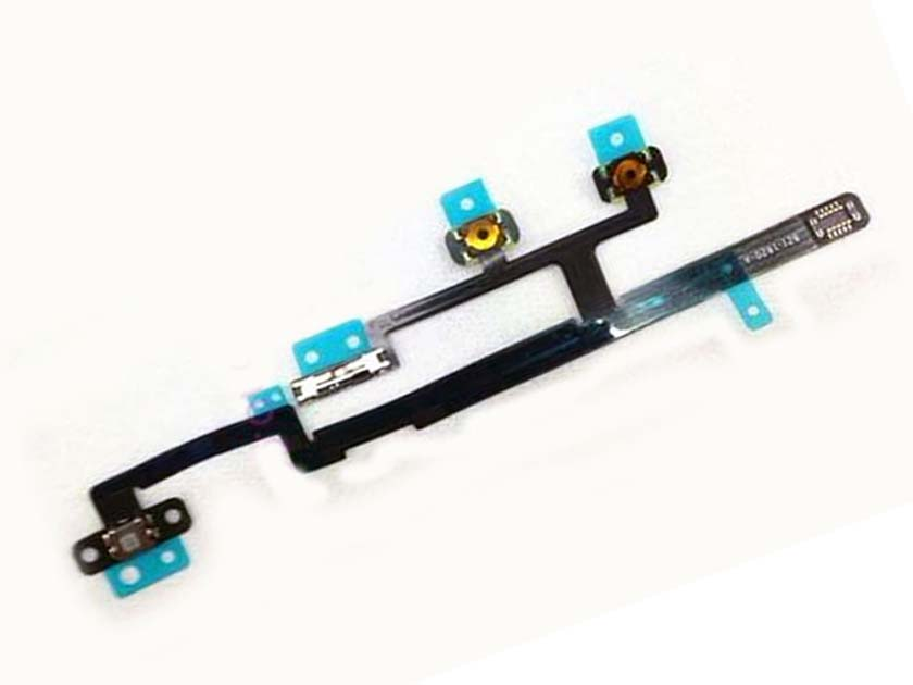 ipad Mini 2 Power On/Off Volume Mute Flex Cable Ribbon On Off Mini2