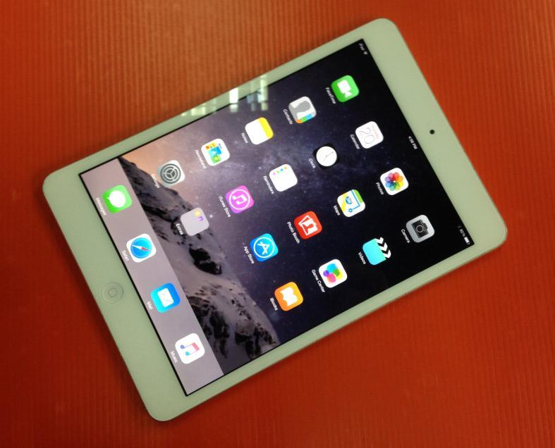 ipad mini 2 retina 32gb wifi used rm end 5 30 2016 4 15 pm. Black Bedroom Furniture Sets. Home Design Ideas