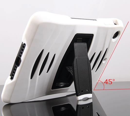 iPad Mini 4 Shock Proof Drop Resistant Stand Casing Case Cover