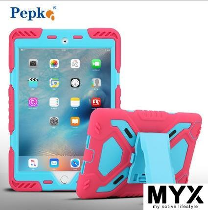 iPad Mini 4 Silicone Armor Drop Resistance Casing Case Cover