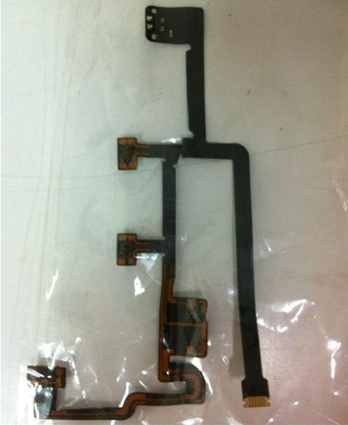 ipad2 (2012) Mute Power On/Off Volume Button Flex Cable Ribbon ipad 2