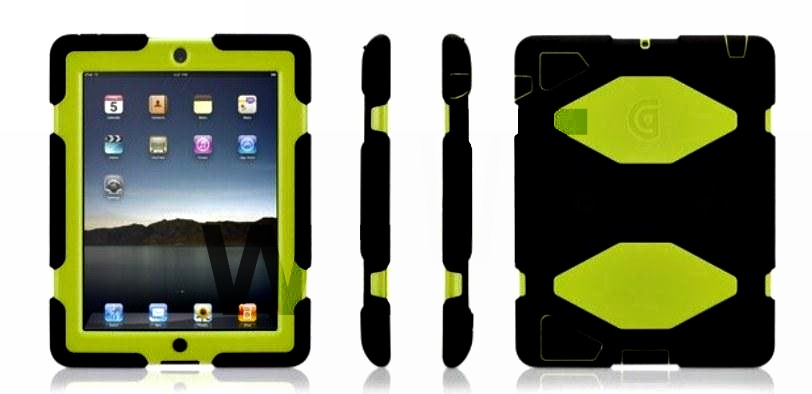 Ipad2 ipad3 ipad4 Griffin Survivor Shockproof Cover ipad 2 3 4