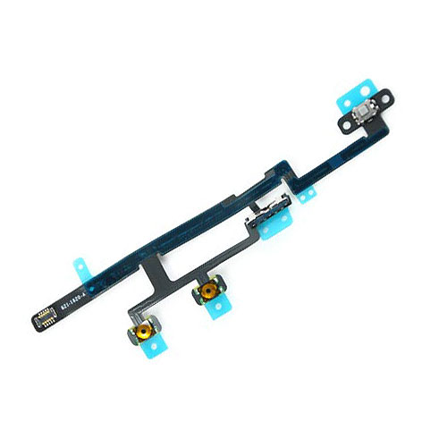 ipad5 ipad Air ipad 5 On/Off Power Volume Button Ribbon Flex Cable