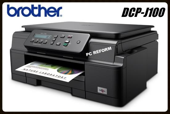 IPG. BROTHER PRINTER INKJET COLOR MFP DCP-J100 (P/S/C)