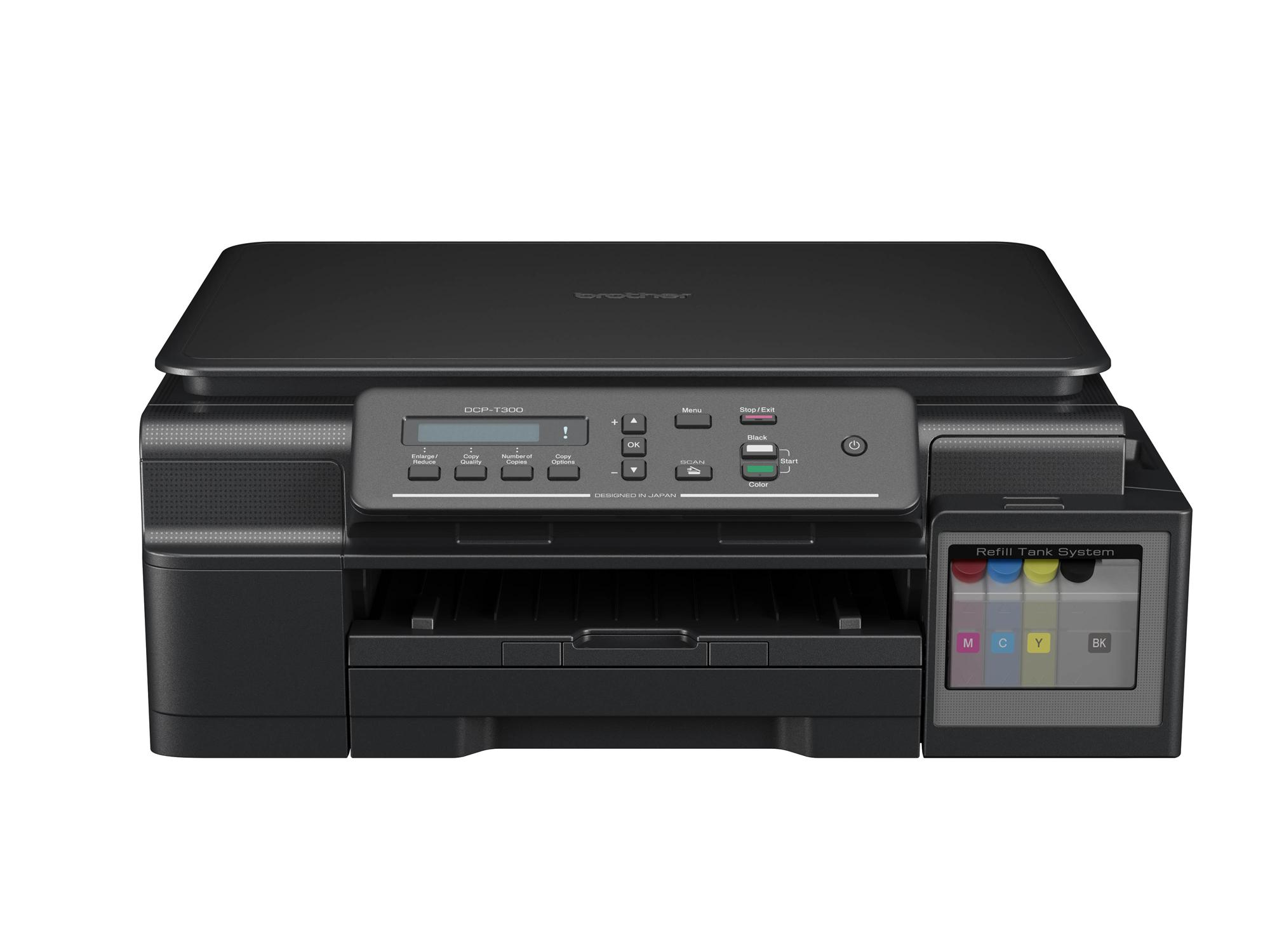 IPG. BROTHER PRINTER INKJET COLOR MFP DCP-T300 (P/S/C)