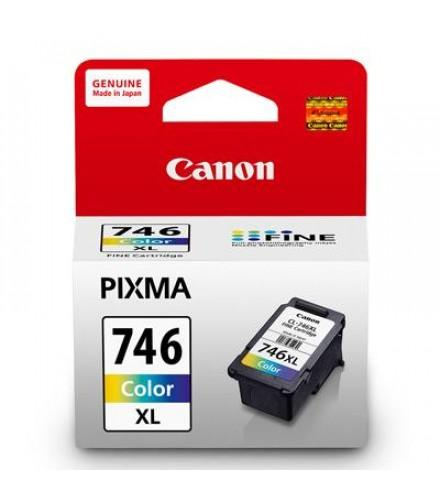 IPG. CANON INK CARTRIDGE CLI-746XL TRI-COLOR 600 PAGES