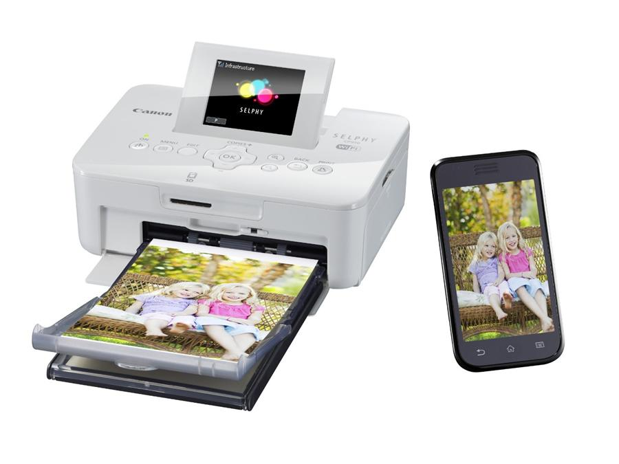 IPG. CANON PRINTER INKJET COLOR SFP SELPHY CP910 WHITE (P/W)