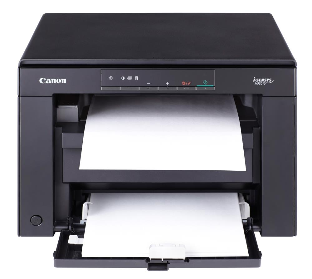 IPG. CANON PRINTER LASERJET MONO-CHROME MFP MF3010 (P/S/C)