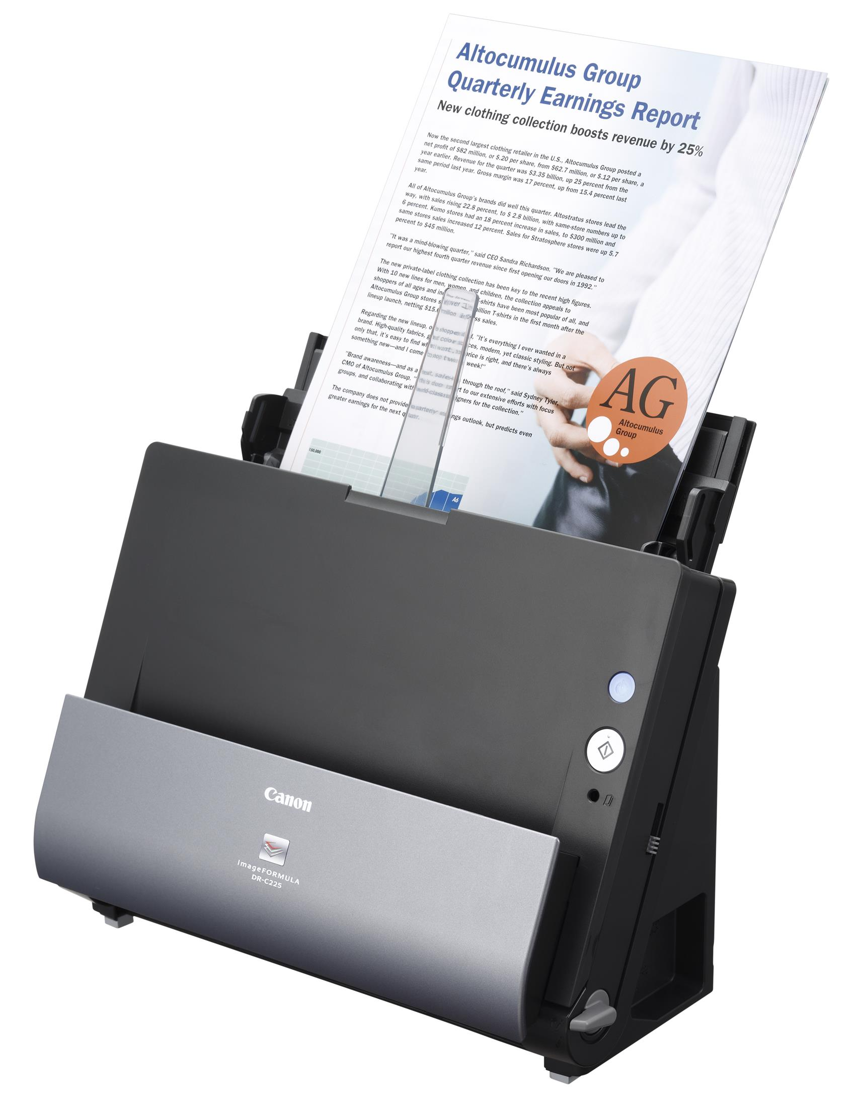 IPG. CANON SCANNER DR-C225
