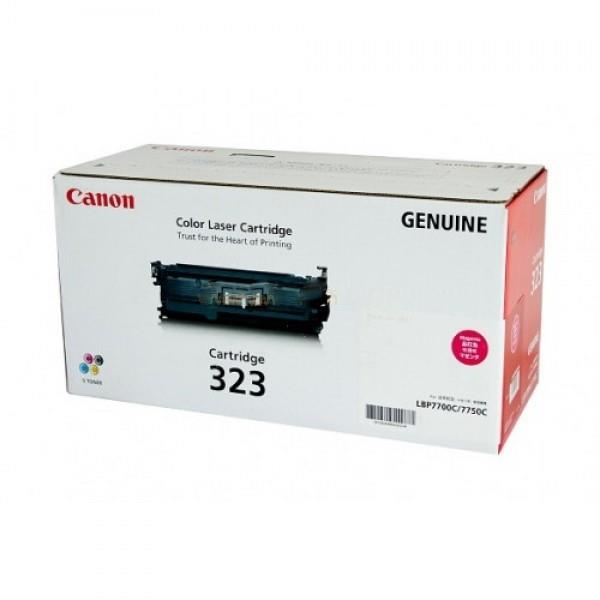 IPG. CANON TONER CARTRIDGE 323 MAGENTA 8,500 PAGES