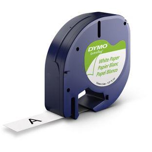 IPG. DYMO LETRATAG LABELER MAKER TAPE PAPER WHITE