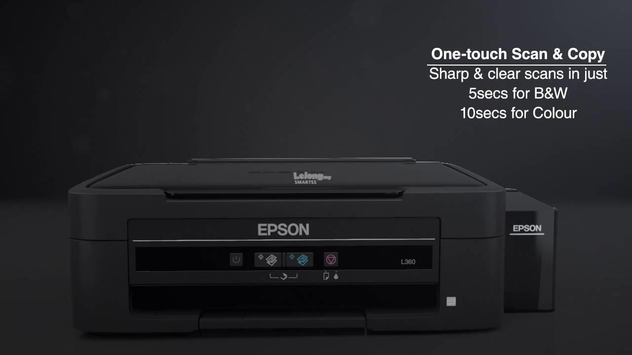 IPG. EPSON PRINTER INKJET COLOR MFP L360 (P/S/C)