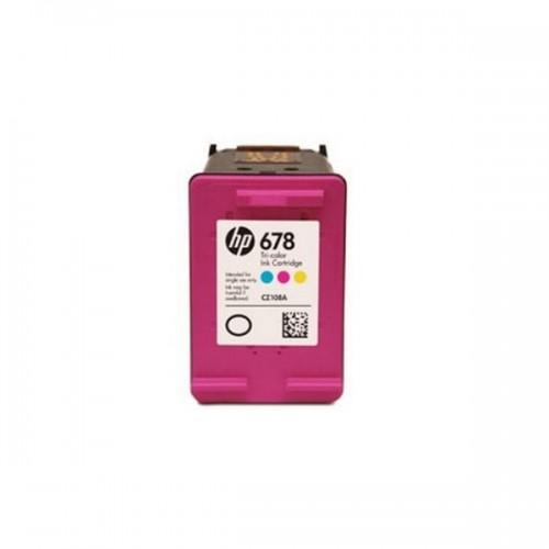 IPG. HP INK CARTRIDGE 678 TRI-COLOR 150 PAGES