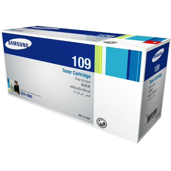 IPG. SAMSUNG TONER CARTRIDGE MLT-D109S BLACK 2,000 PAGES