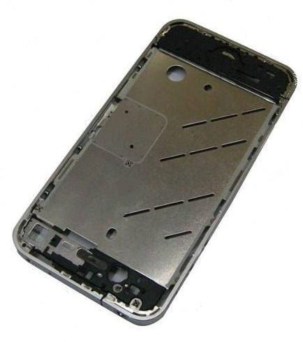 Iphone 4 4g 4S 4gs Silver Metal Middle Board Plate Bezel Frame Housing