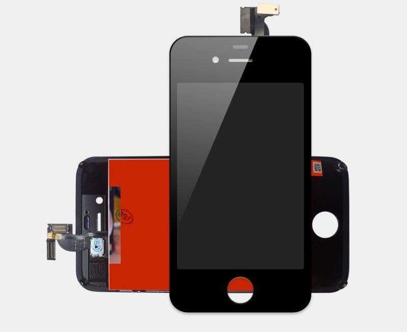 IPhone 4/4S LCD digtizer assembly (Black/White)