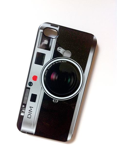 iphone 4S / 4 Camera hard case