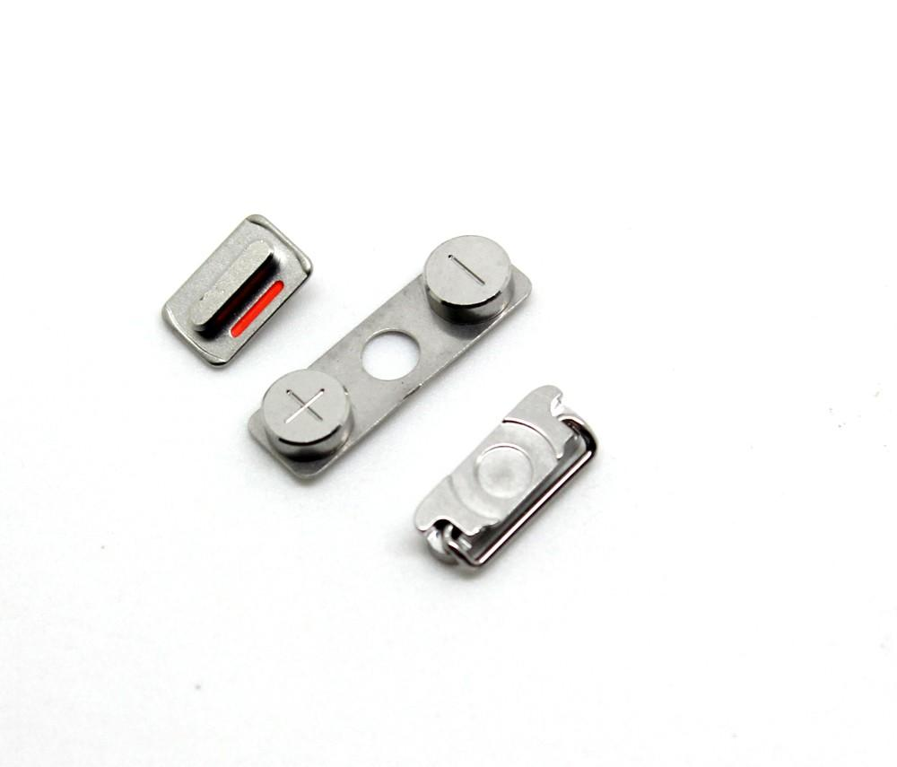 iphone 4s 4gs Side Button Power On Off / Volume / Mute Key Sparepart