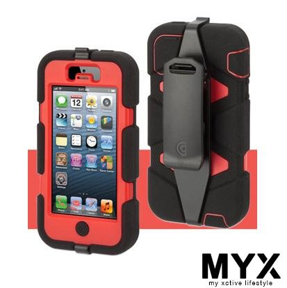 iPhone 5/5/SE Silicone Dust Drop Shock Proof Casing Case Cover