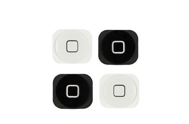 iphone 5 5g Black / White Colour Home Button Key Repair Services Spare