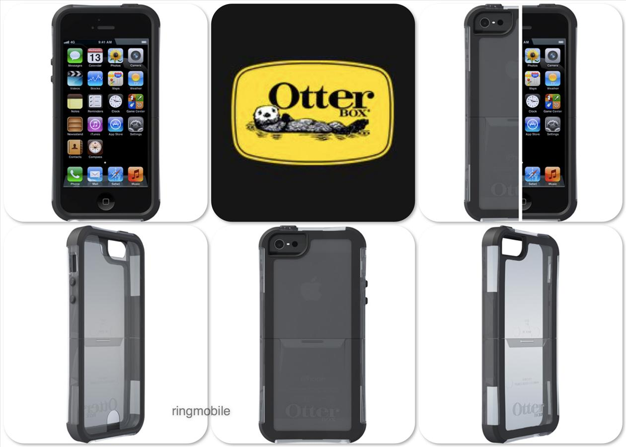 Iphone 5s Cases Clear Otterbox Iphone 5 5s Otterbox Reflex