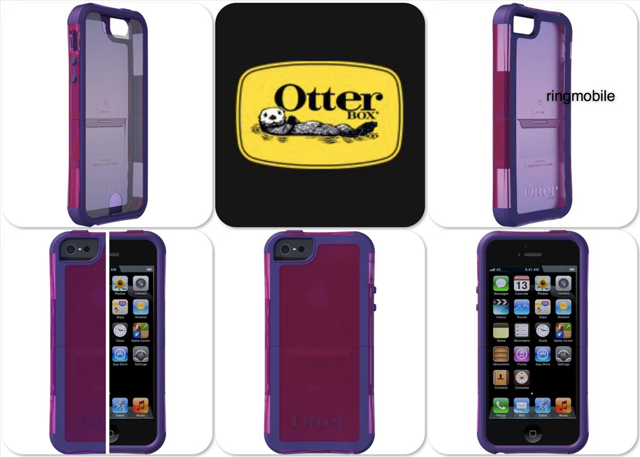 Otterbox Iphone 4 Purple Iphone 5 5s otterbox reflex