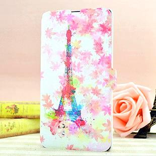 IPHONE 5 / 5S PICTURE DESIGN FLIP PU HANDPHONE CASE